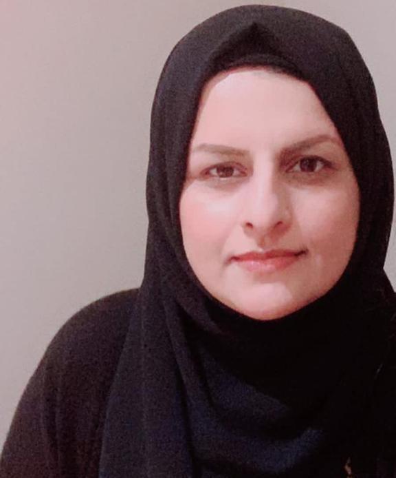 DR. FOZIA SAMAR AFRIDI